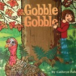 Children's Book GOBBLE, GOBBLE by Cathryn Falwell