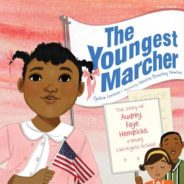 The Youngest Marcher: Giveaway Winners