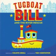 Tugboat Bill and the River Rescue: Giveaway Winners